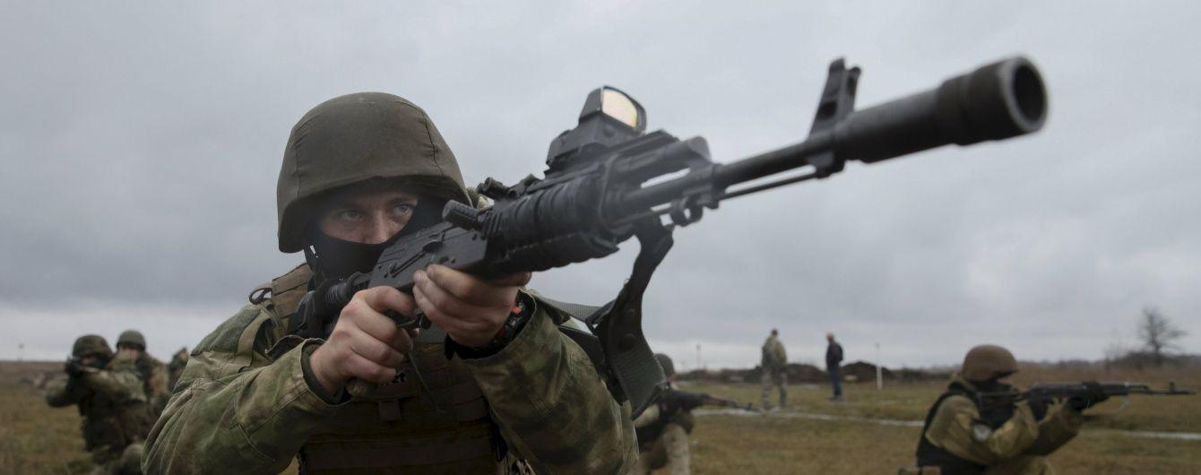 Біля Зайцевого сили АТО відбили напад групи диверсантів
