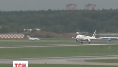 Украинское небо закрыто для российских самолетов