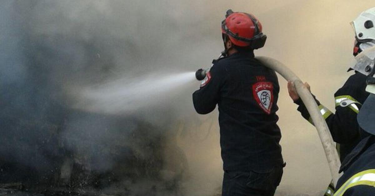 Российская авиация разбомбила гуманитарный конвой.