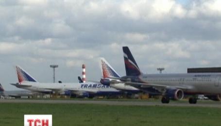 Украина полностью закрывает свое небо для всех российских авиакомпаний