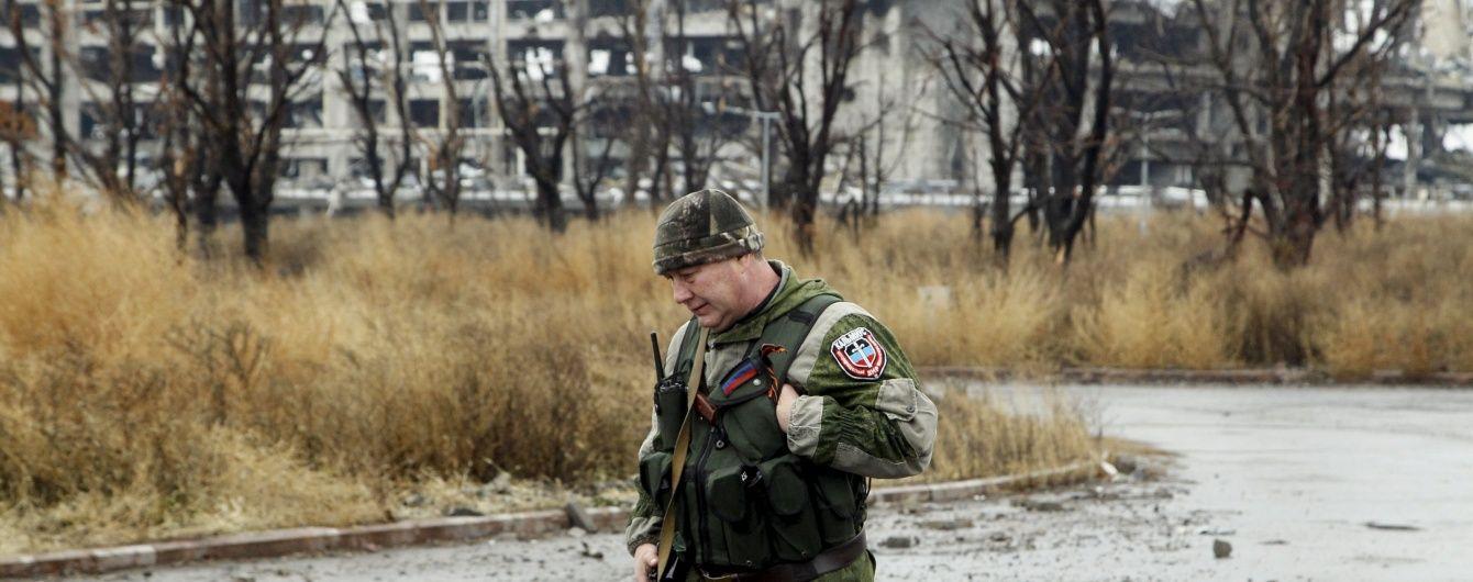Вночі бойовики активізувалися біля Донецького аеропорту: хаотично били по Пісках та Опитному