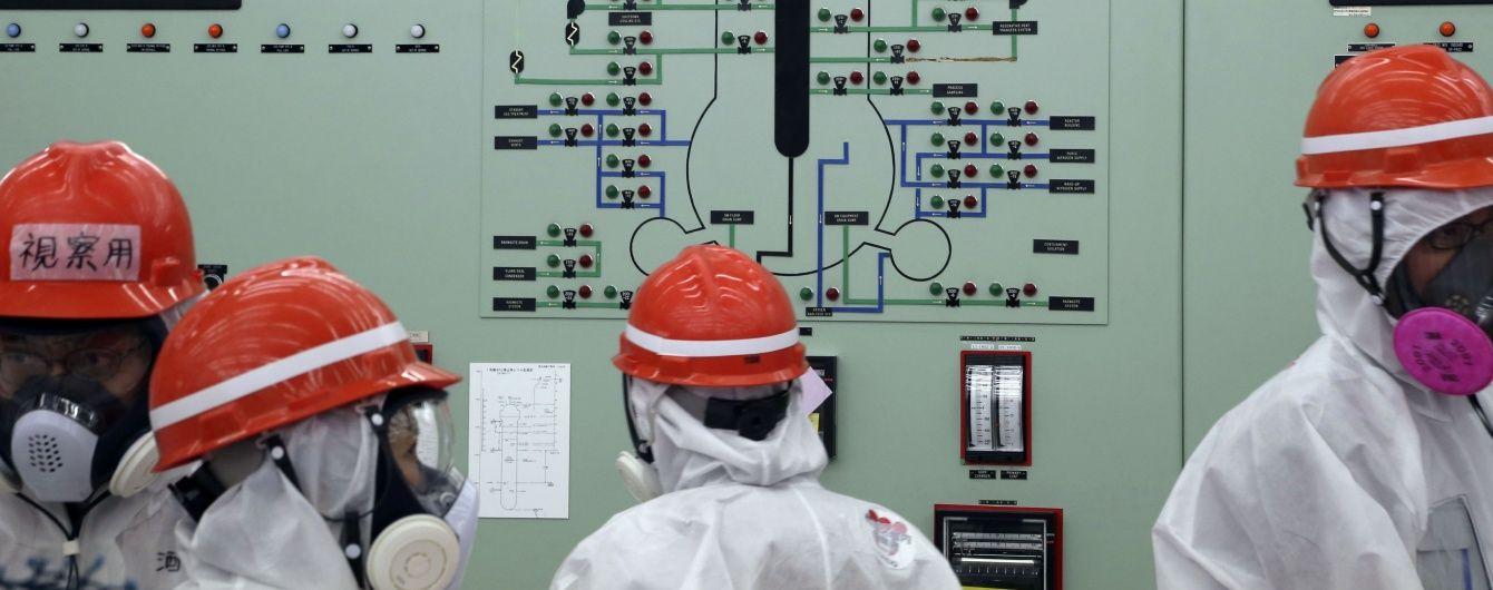 """Унаслідок землетрусу в Японії перервалася робота система охолодження палива """"Фукусіма-2"""""""