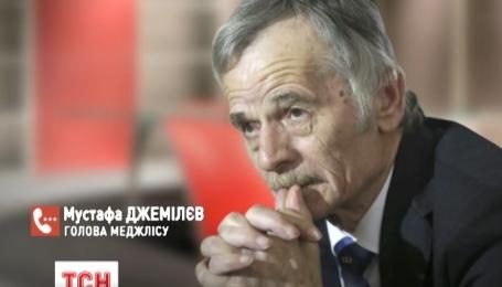 ФСБ в Крыму заинтересовалась теми, кто причастен к блокаде Крыма