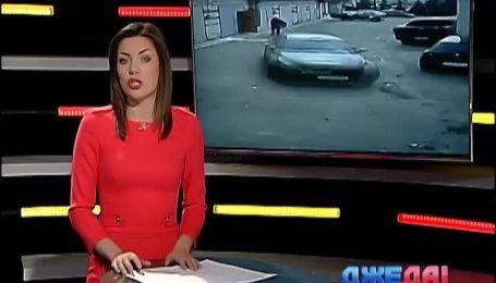 Как владелец BMW сам похитил свое авто с СТО