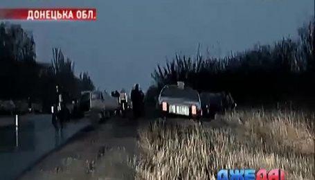 Поразительная авария произошла на трассе Одесса-Мелитополь-Новоазовск
