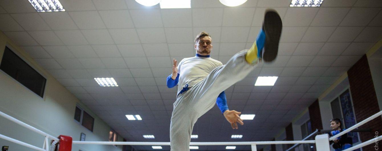 Перший чемпіонський бій Усика може відбутися на футбольній арені України