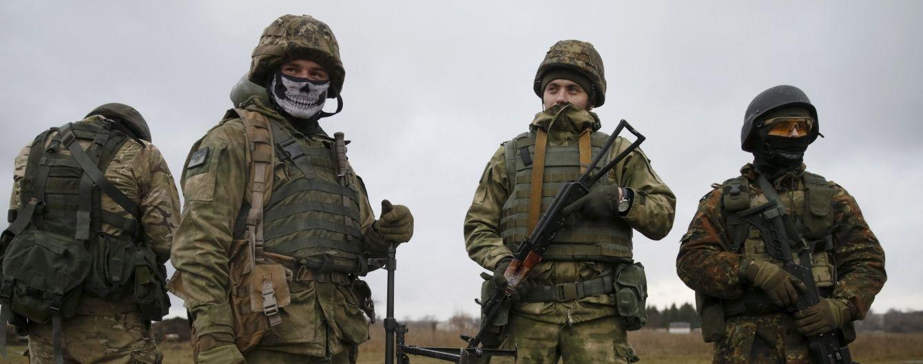 На Луганщине боевики в одежде, которую не видит тепловизор, подкрадываются к позициям
