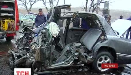 В Украине уже есть первые жертвы мокрого снега на дорогах