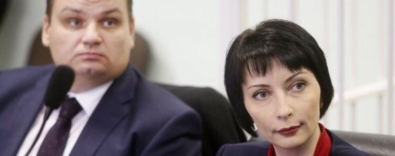 Суд посилив запобіжний захід спільникові Олени Лукаш