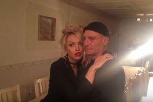 Оля Полякова станцевала страстное танго со своим мужем
