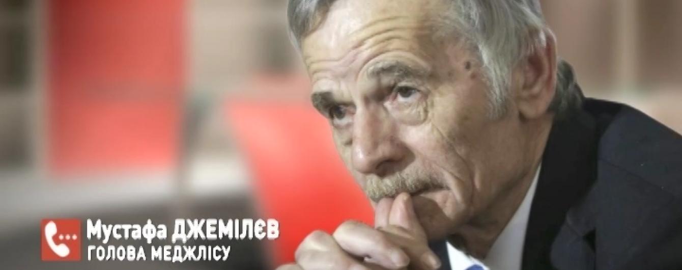 З окупованого Криму депортують сім'ї татар із турками – Джемілєв