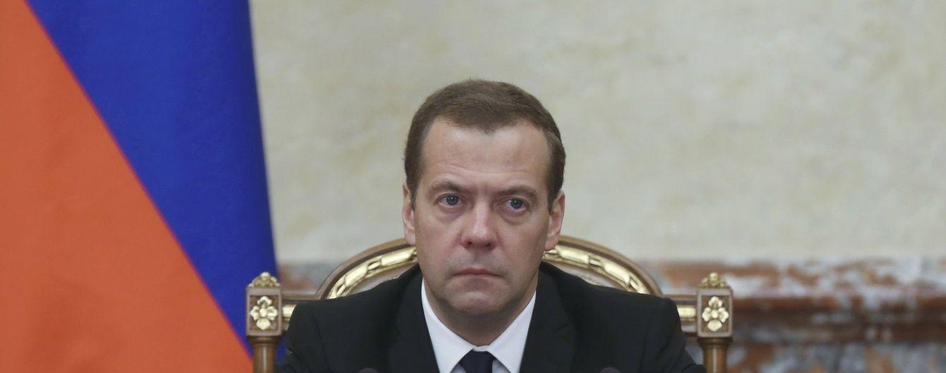 Медведєв підписав постанову про патріотичне виховання росіян