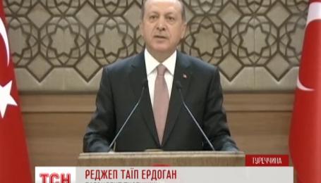Туреччина не вибачатиметься перед Росією за збитий бомбардувальник
