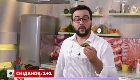 Масло из цукини от Руслана Сеничкина