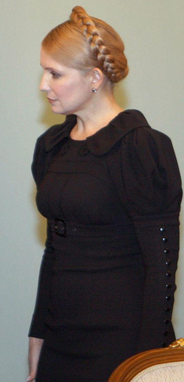 Мода одежды юлии тимошенко