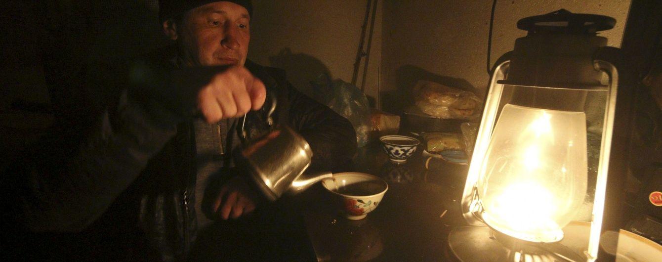 Соцопитування по-російськи: 93,1% кримчан обрали темряву, відкинувши енергоконтракт з Україною