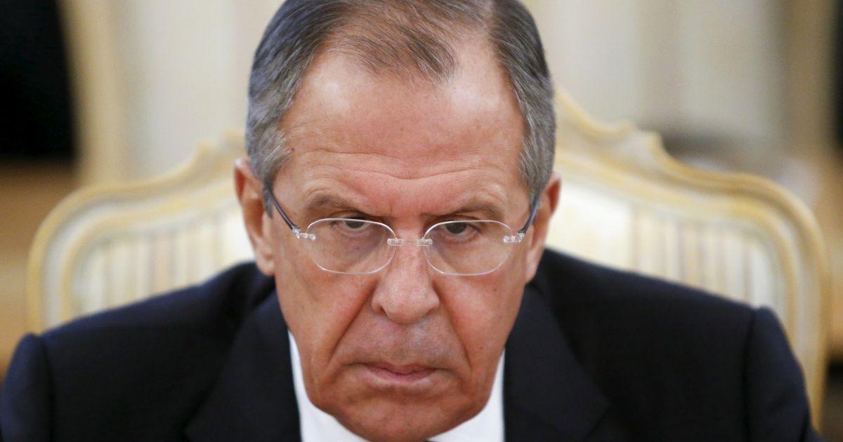 Міністерство закордонних справ Росії назвало рішення низки країн щодо  видворення російських дипломатів