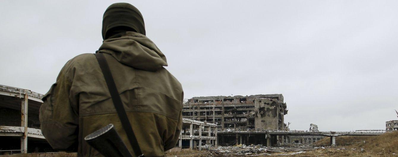 Вночі бойовики двічі провокували сили АТО біля Красногорівки та Авдіївки