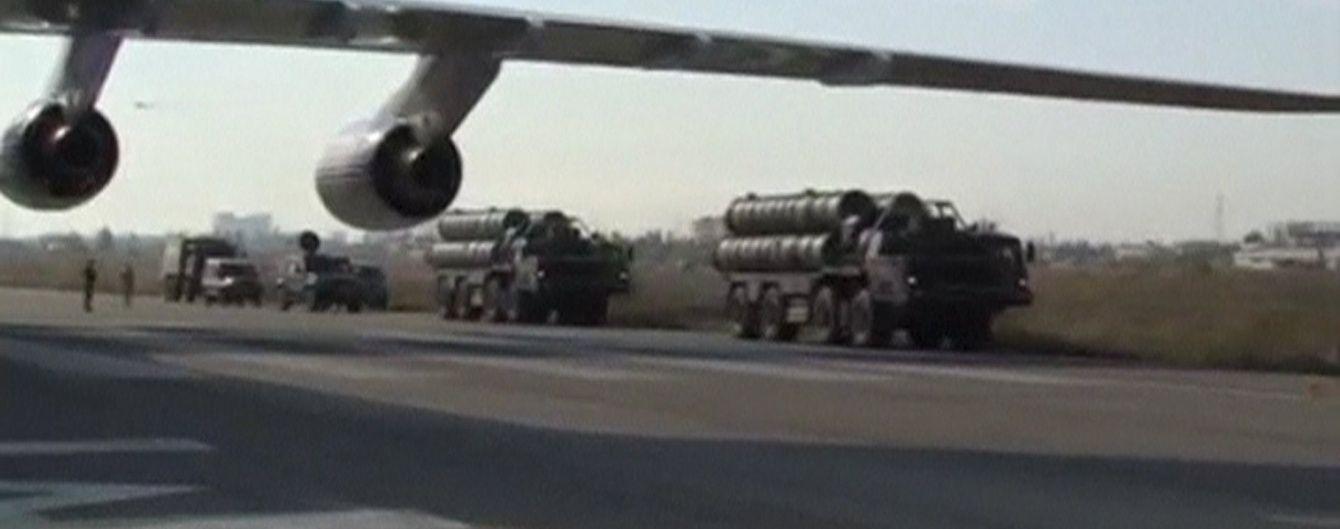 Росія постачає зброю сирійським повстанцям - Генштаб РФ