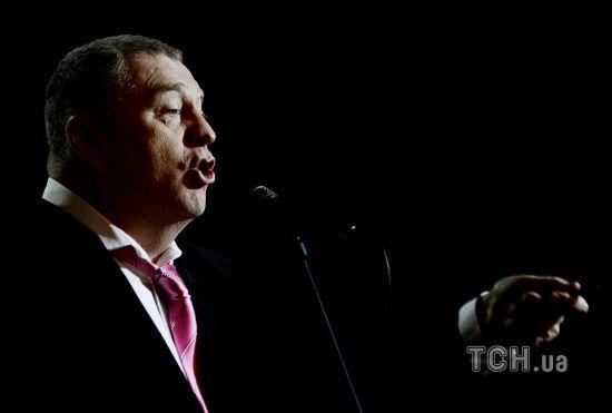 Жириновському загрожує 12 років української тюрми за фінансування бойовиків в ОРДЛО