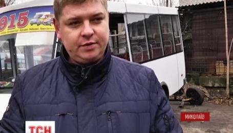Восьмеро людей постраждало в ДТП у Миколаєві