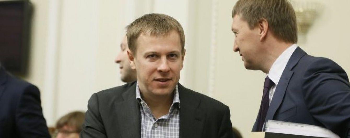 Хомутинник вимагає від Москаля публічно вибачитися за звинувачення у політичних торгах