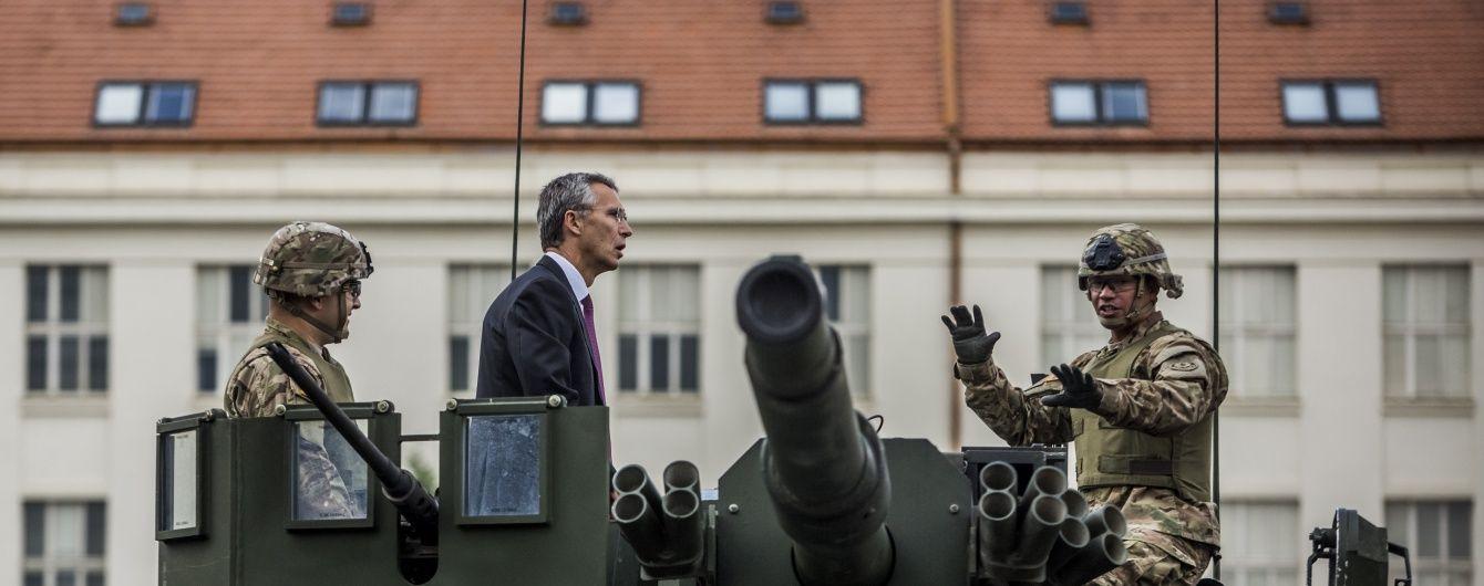 Під білоруським кордоном у Литві розпочалися масштабні навчання НАТО