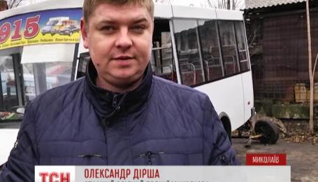 В Николаеве восемь человек пострадали в ДТП