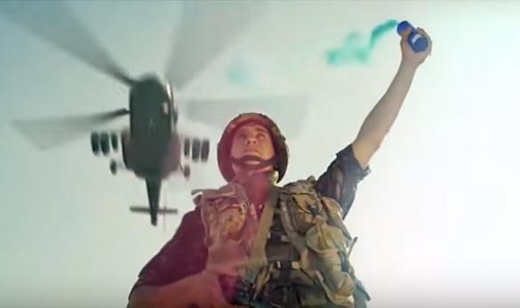 Відео про українську армію від турків