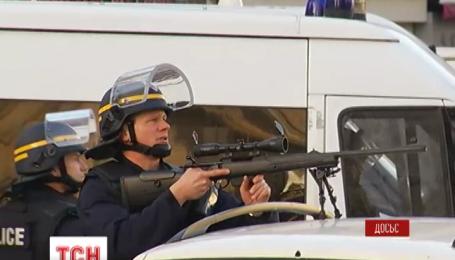 География организаторов терактов в Париже расширяется