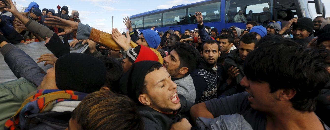 Німеччина хоче закрити свій кордон для біженців