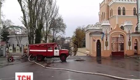 У Одесі горів волонтерський центр