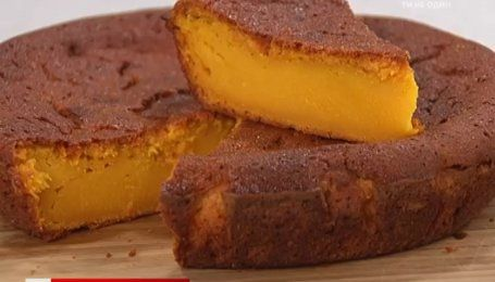 Рецепт морковного пирога от Руслана Сеничкина