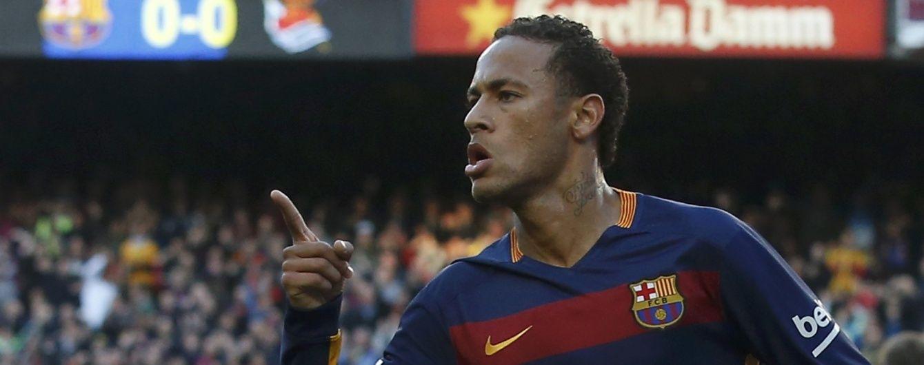 """""""Реал"""" намагається вирвати у """"Барселони"""" Неймара"""