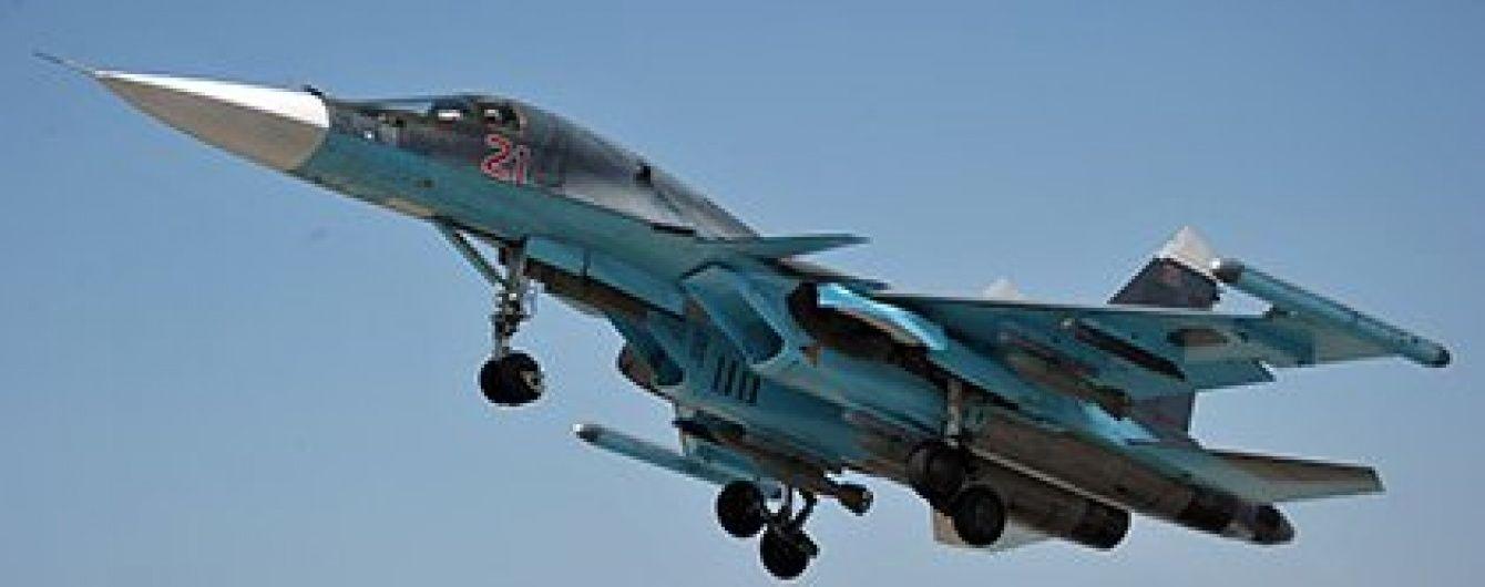 Російський Су-34 порушив повітряний простір Туреччини