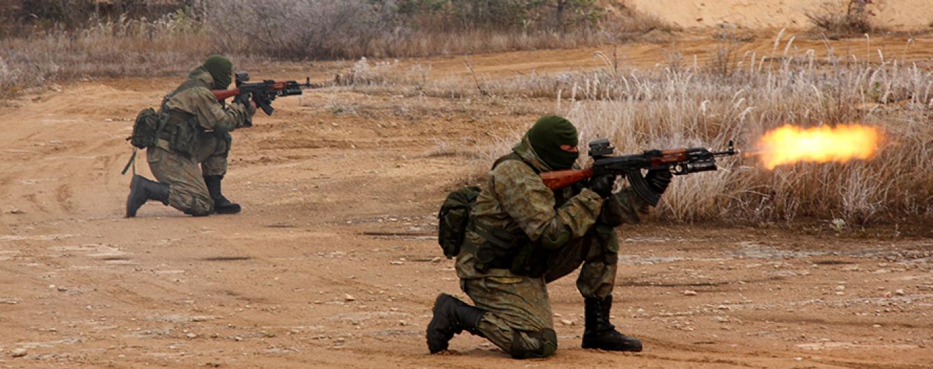 Майже 50 разів бойовики відкривали вогонь в зоні проведення АТО