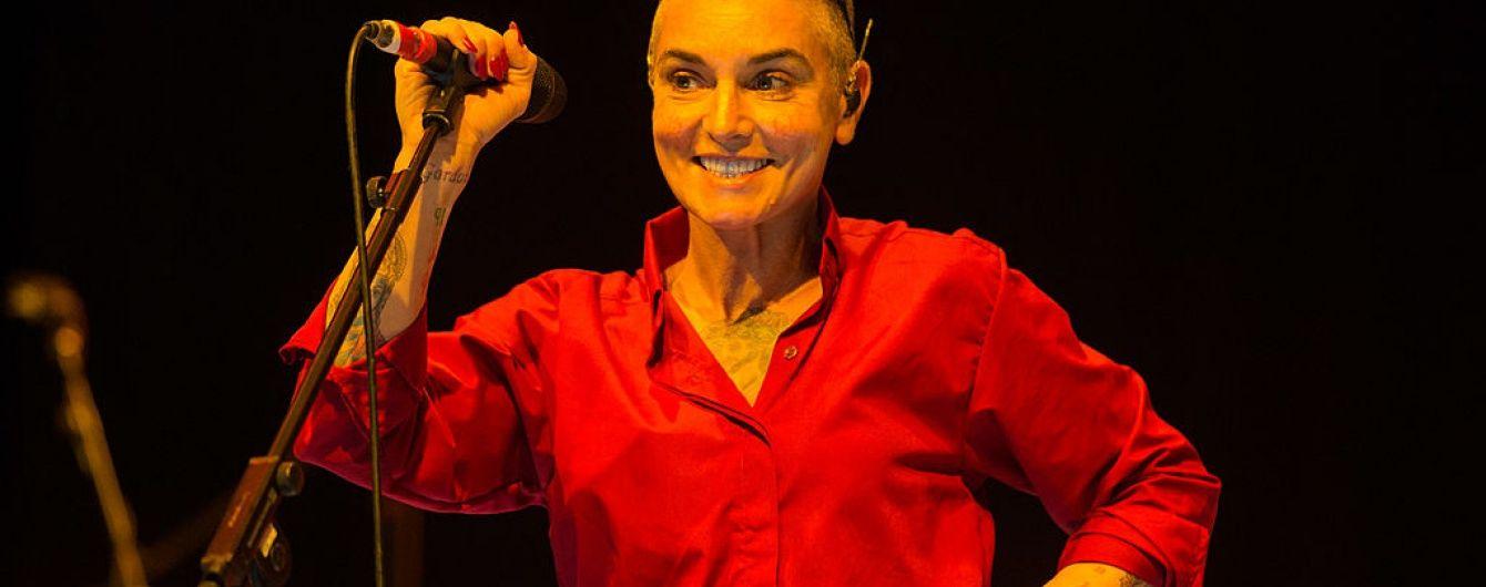Ірландська співачка Шинейд О'Коннор знайшлася в околицях Чикаго