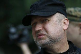 """Турчинов закликав РФ припинити """"ігрища"""" і повернути Україні захоплених військових"""