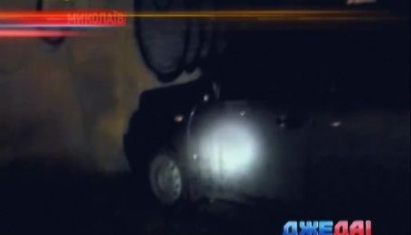 Масштабная авария произошла в Николаеве