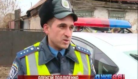 Как в Запорожье полиция почти час преследовала преступника