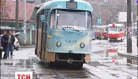 Проезд в киевском транспорте до февраля не подорожает