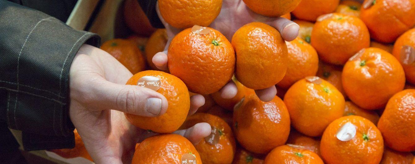 Росія заборонила поставки фруктів і овочів з Єгипту