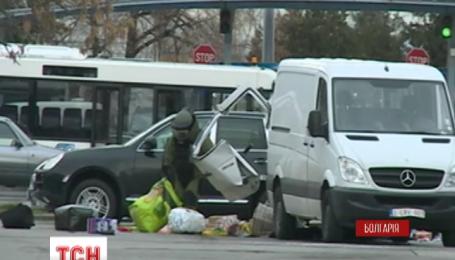 Подозрительный багаж в аэропорту Софии взорван