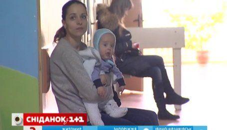 В Украине началась вторая волна вакцинации против вируса полиомиелита