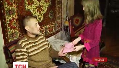 В Николаеве 9-летняя девочка продала свою картину, чтобы спасти жизнь онкобольному мужчине