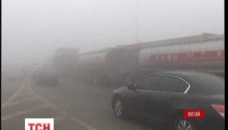 Уровень загрязнения воздуха в крупнейших городах Китая достиг критической отметки