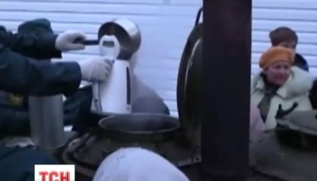 Только в половине жилых домов крымского полуострова сегодня есть отопление