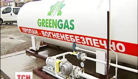 В столице сносят газовые автозаправочные комплексы
