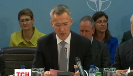 Генсек НАТО ожидает ухудшения ситуации на Донбассе