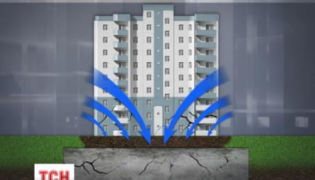 Чиновники признали аварийный дом в Киеве безопасным для жизни